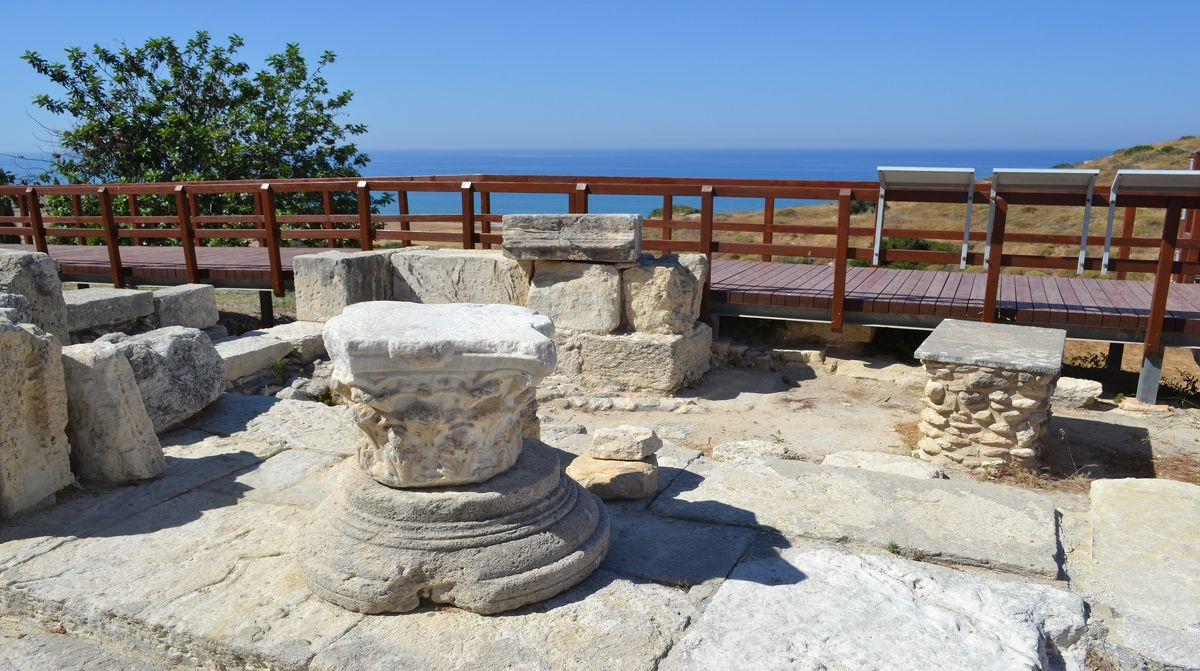 Kourion Achaelogical Site