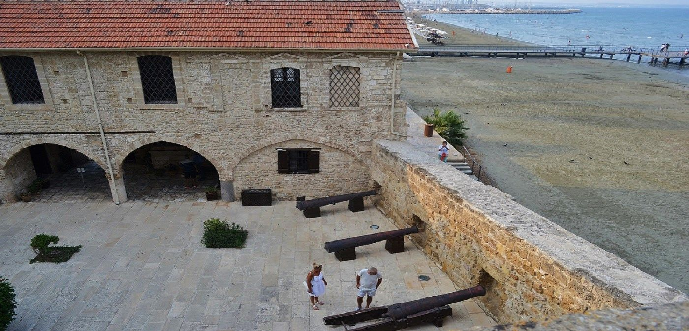 The Medieval Castle of Larnaka