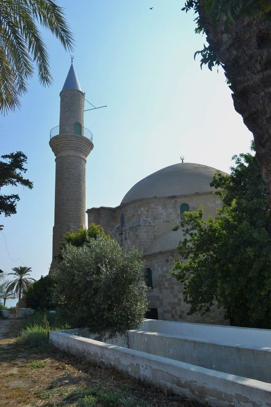 Hala Sultan Tekke_Mosque of Umm Haram